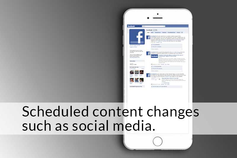Social media can be used to easily increase exposure to your latest news.
